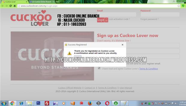 CUCKOO LOVER (2)
