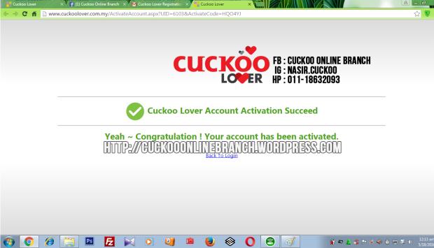 CUCKOO LOVER (4)